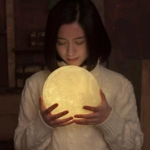 Lunar Mystical Moon Lamp