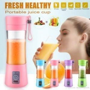 fresh portable juice blender