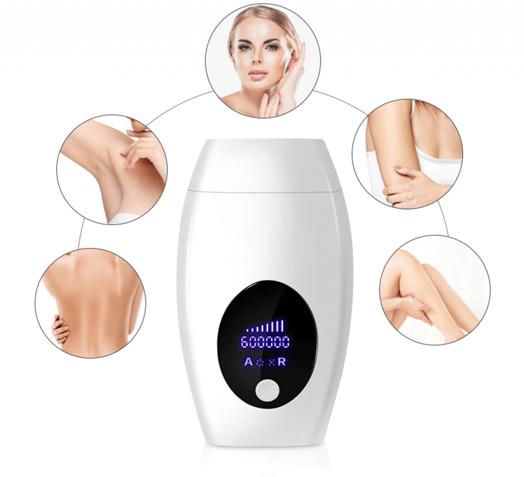 At home hair removal laser