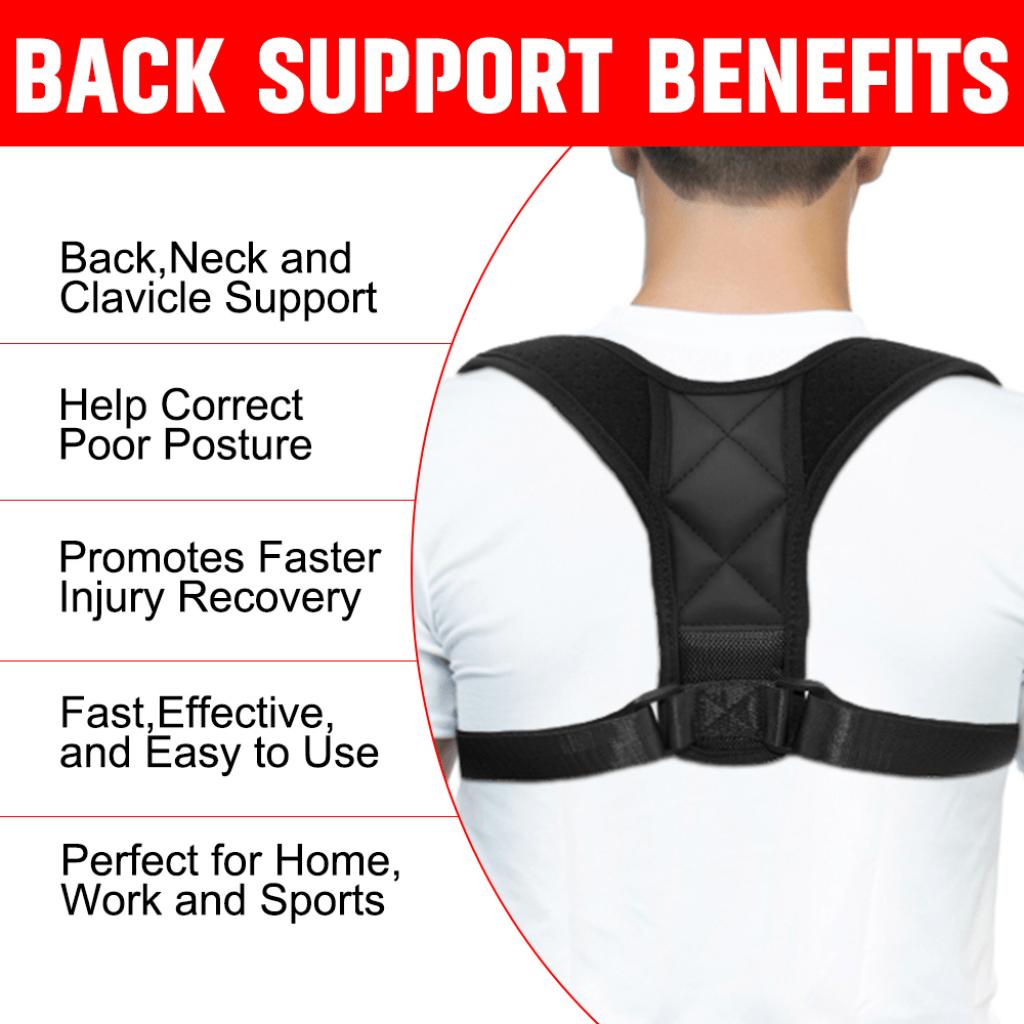benefit of posture corrector