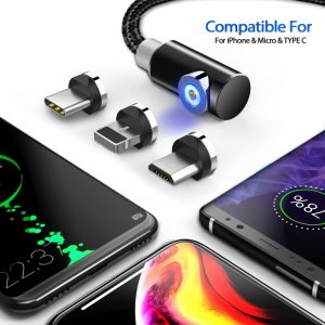 INIU-2M-Fast-Magnetic-Cable-Micro-USB-Type-C-Charger-Charging-For-iPhone-XS-X-XR (1)