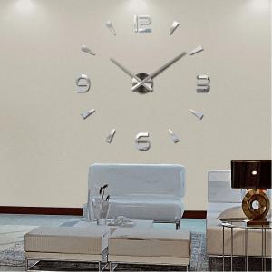 DIY wall clock with Led