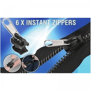 Zipper Rescue Kit Benefits
