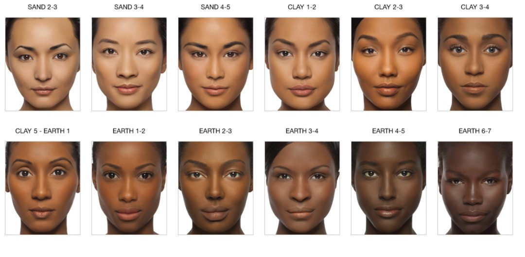 dark skin color - Kenzzi before and After Image