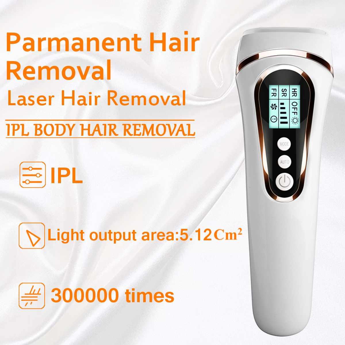 3 in 1 IPL Laser Rejuvenation Hair Remover