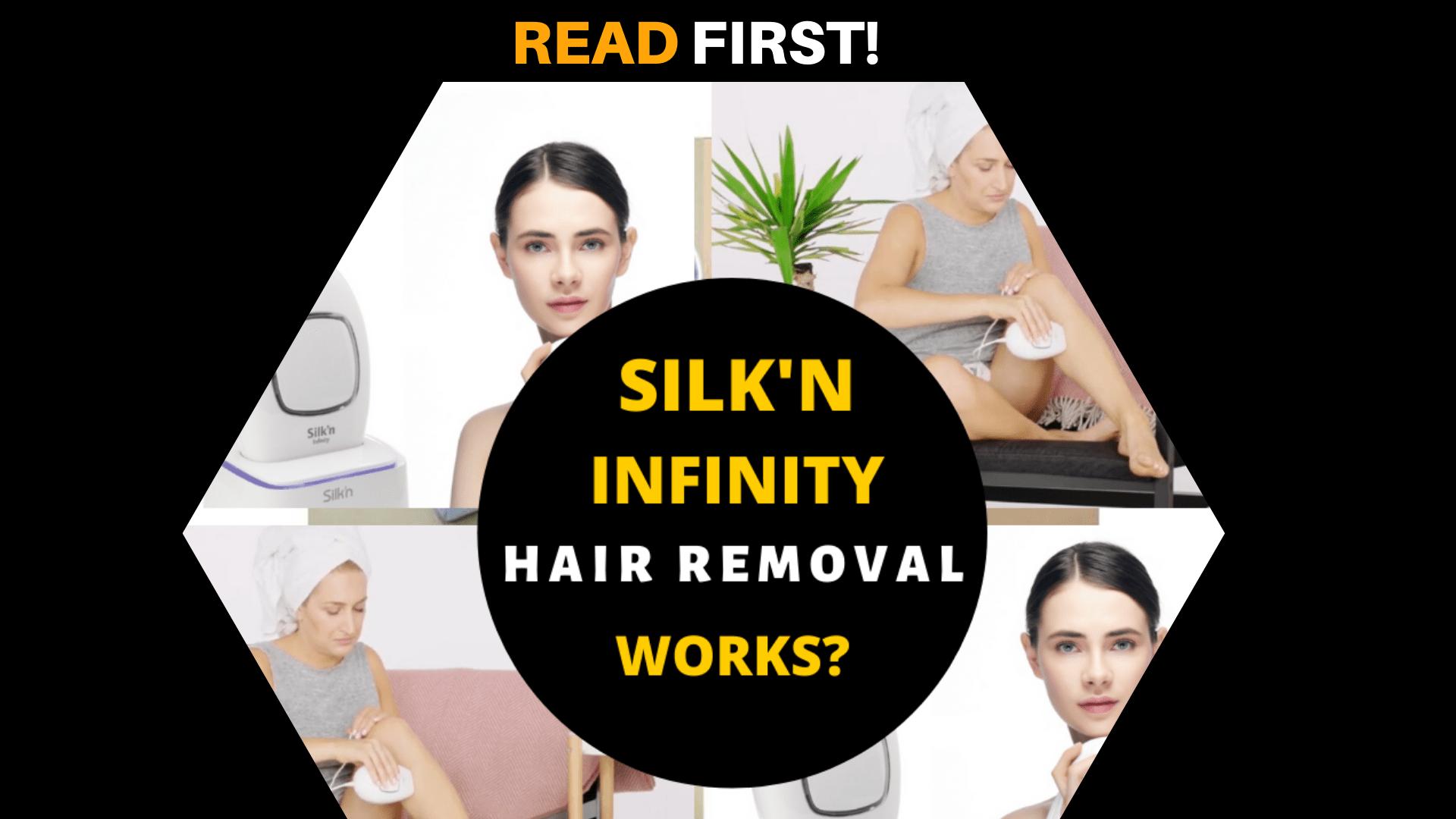 Silk'n Infinity Hair Removal Device