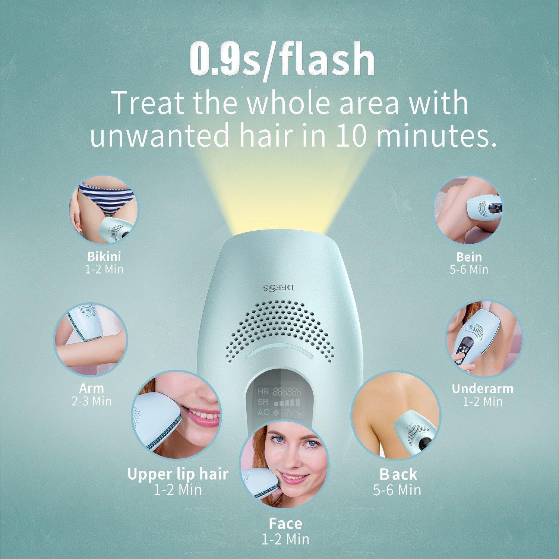 DEESS GP590 Triplecare Laser Hair Removal