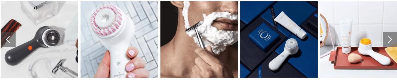 clarisonic mia smart facial cleansing device instagram social media