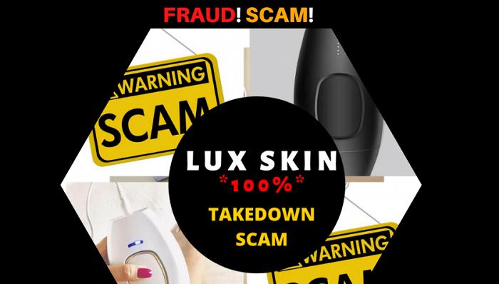 lux skin hair removal ipl