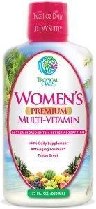 tropical oasis women