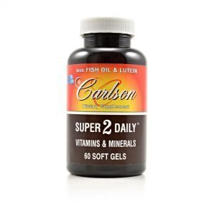 carlson labs super-2 daily FOR MEN