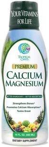 tropical oasis calcium magnesium