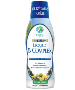 tropical oasis liquid b complex