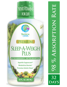tropical oasis sleep a weigh plus review