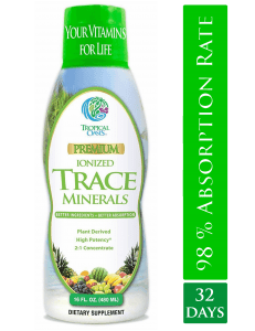 tropical oasis trace minerals