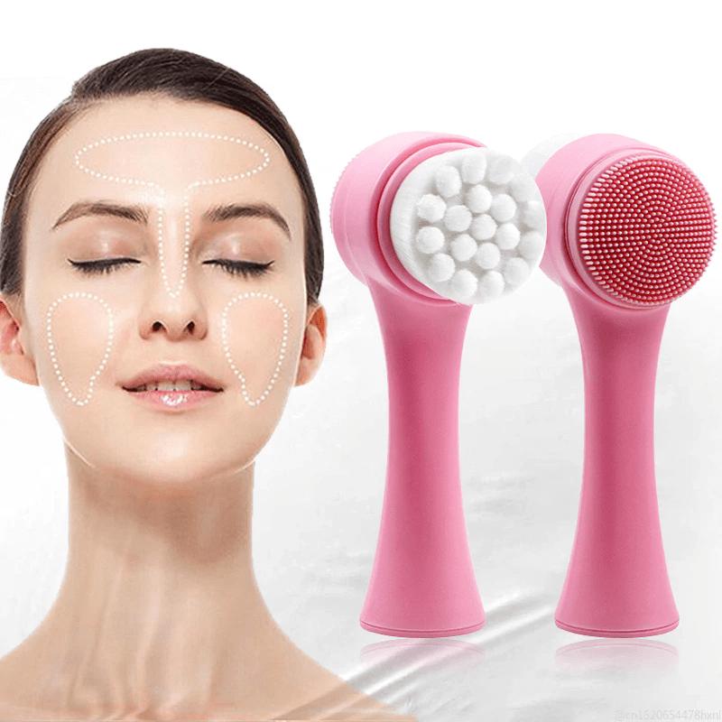 3D Facial Cleansing Brush
