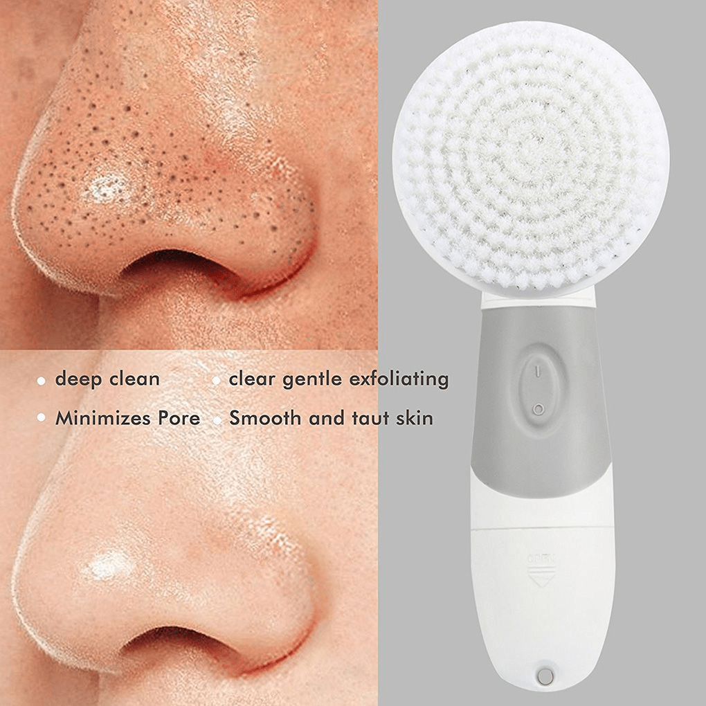 Electrical Facial Brush For Perfect Skin