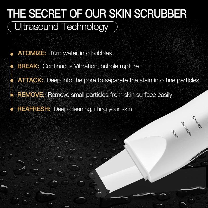 Skin Scrubber Facial Cleanser