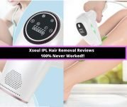 Xsoul at home IPL hair removal reviews - 100% never worked!!