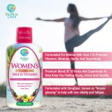Tropical oasis women's multivitamin