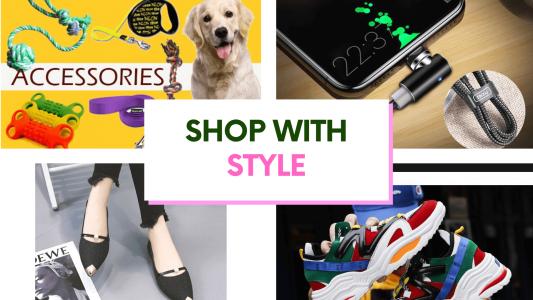 juforce lifestyle shopping