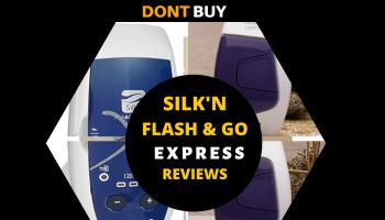 Silk'n Flash N Go EXPRESS reviews – 99% Work or Scam?