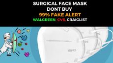 Surgical Mask Walgreens 99% Scam *Don't Buy* Must Read!