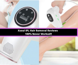 Xsoul at home IPL hair removal reviews